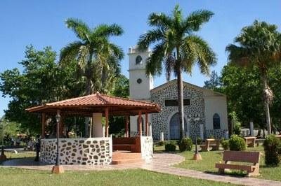 Chiesa Coloniale a Boquete