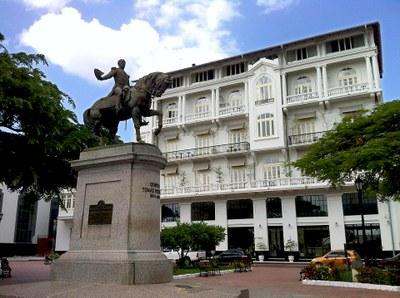 Quartiere Vecchio a Città di Panama.